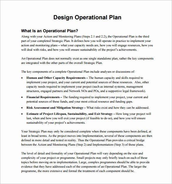 Medical Marijuana Business Plan Template Business Operational Plan Template Elegant 25 Operational