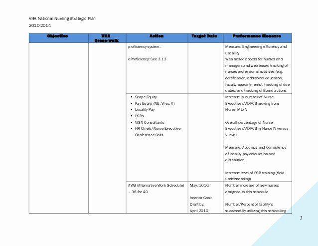 Medical Marijuana Business Plan Template Nursing Strategic Plan Examples Unique Vha National Nursing