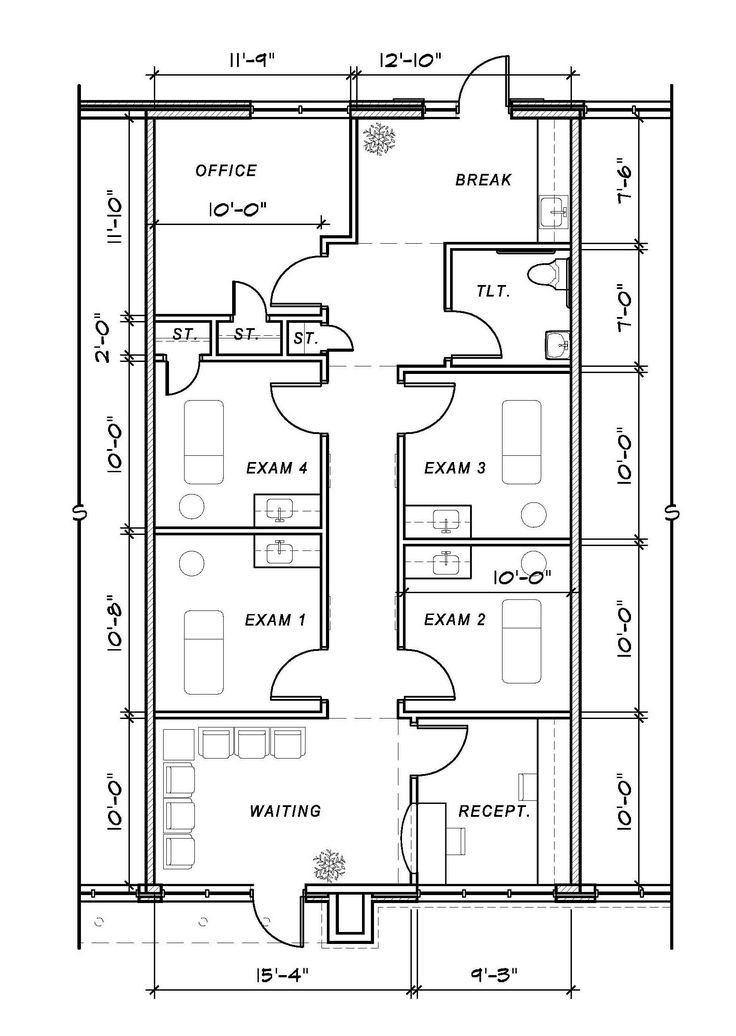 Medical Office Floor Plan Template Pin On Action Plan Template Printable Design