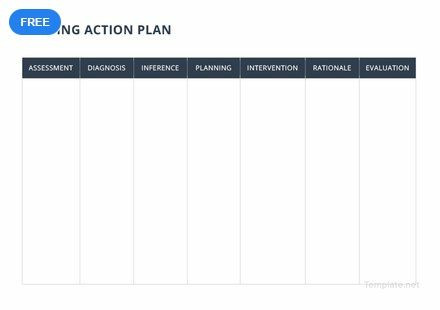 Ms Word Action Plan Template A Template You Can Use for Creating An Action Plan Sheet for
