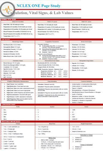 Nclex Study Plan Template Nclex E Page Study