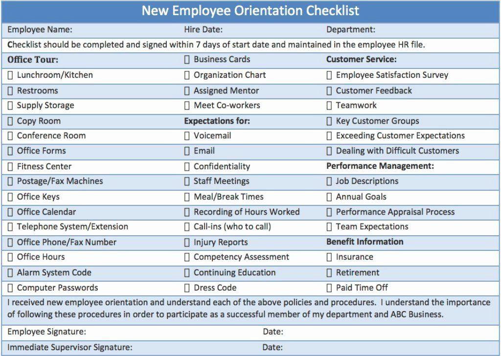 New Employee Training Plan Template New Employee Training Plan Template Elegant New Employee
