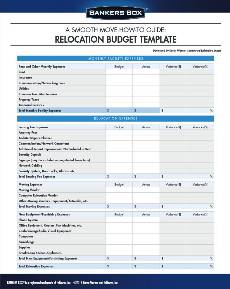 Office Relocation Project Plan Template solutions Center How to Guide for An Easy Fice Move