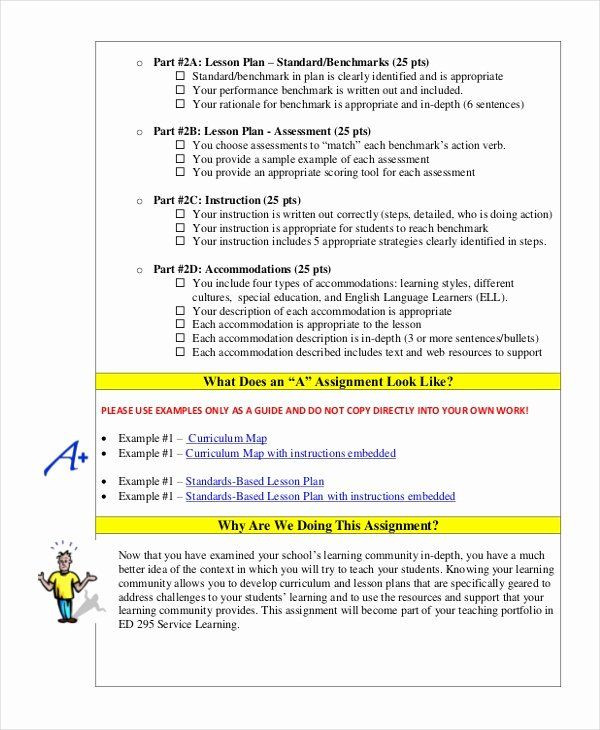 Orton Gillingham Lesson Plan Template New Standard Based Lesson Plan Template In 2020