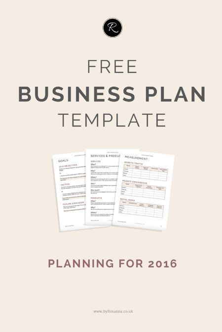 Personal Business Plan Template Freelance Business Plan Template Free Download