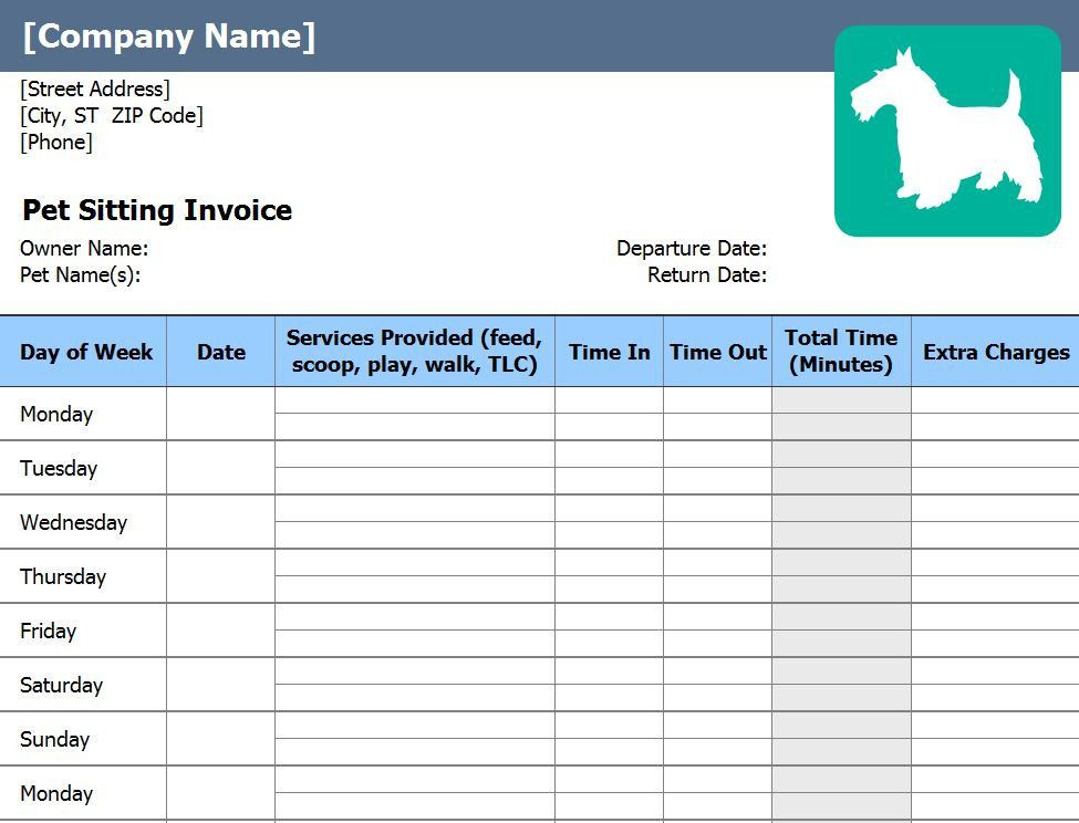Pet Sitting Business Plan Template 20 Pet Sitting Business Plan Template