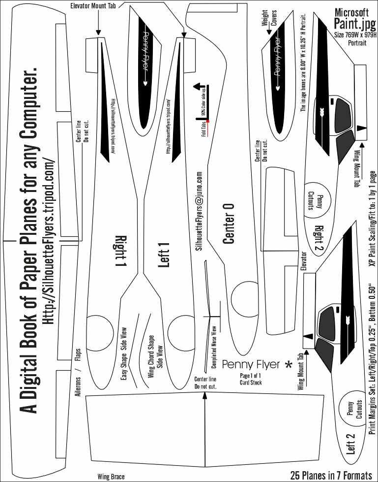 Printable Paper Airplane Template F 16 Paper Airplane Templates Crafts