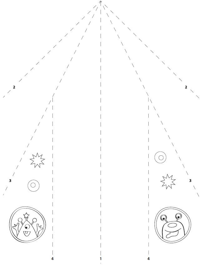 Printable Paper Airplane Template Wel E to Dover Publications