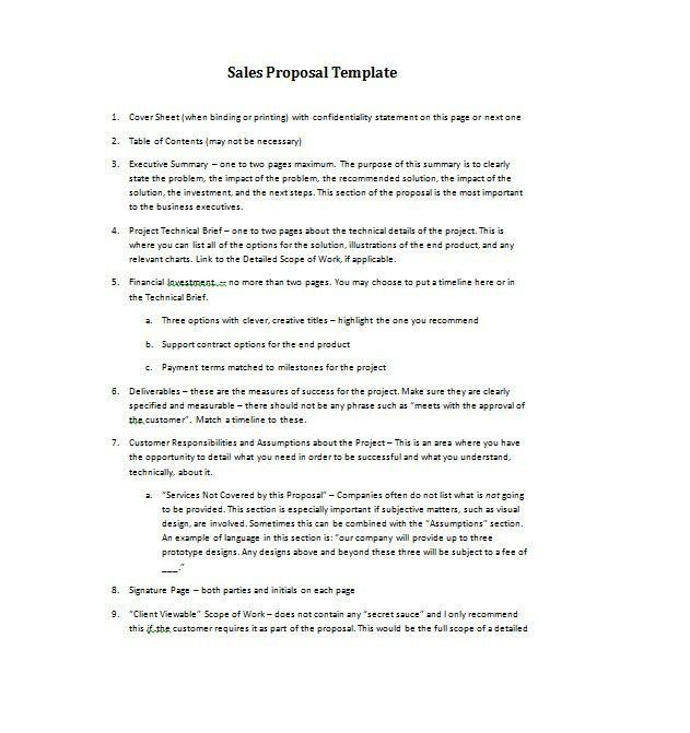 Printing Business Plan Template Business Proposal Template 08