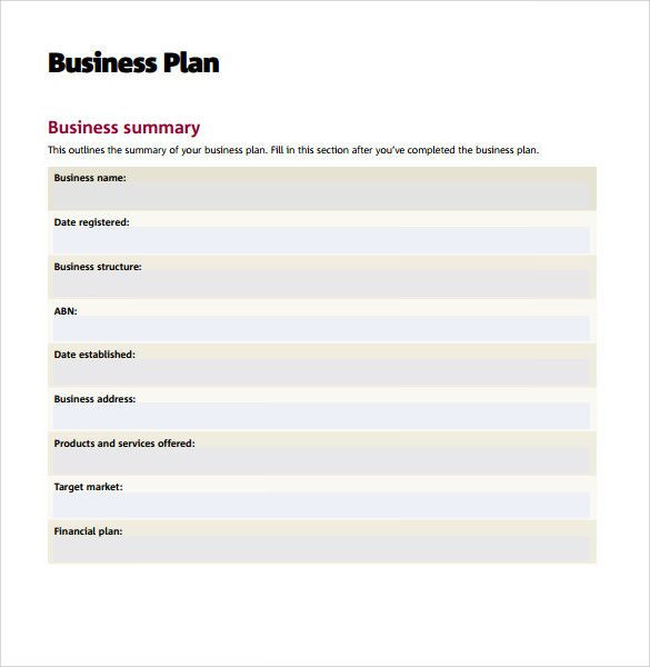 Printing Business Plan Template Printing Business Plan Template Best Sample Business