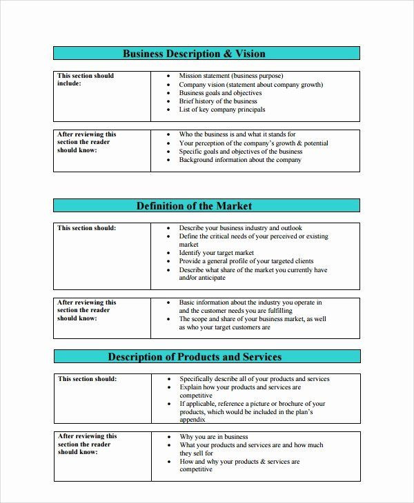Printing Business Plan Template Template for Business Proposal New Sample Professional