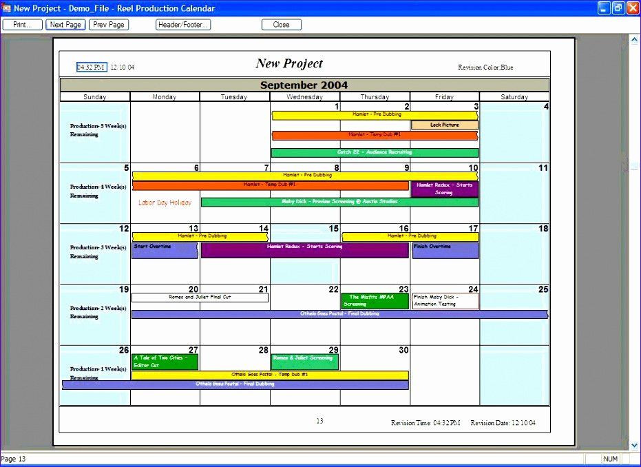 Production Planning Excel Template Production Schedule Template Excel Beautiful 10 Excel