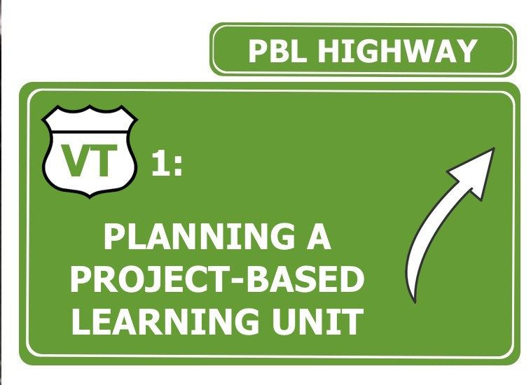 Project Based Learning Planning Template Planning A Project Based Learning Unit Templates
