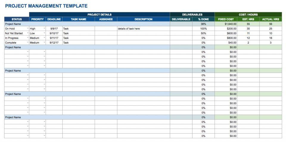 Project Plan Template Google Sheets Project Plan Template Google Docs Elegant Free Google Docs