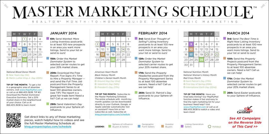 Property Management Marketing Plan Template Making Marketing Work Blog Page 4
