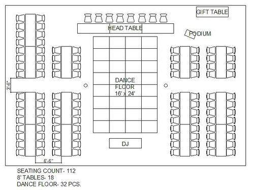 Rectangle Table Seating Plan Template Dbc92a24eb 500—374