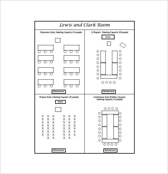 Rectangle Table Seating Plan Template Rectangle Table Seating Plan Template Fresh 24 Seating Chart