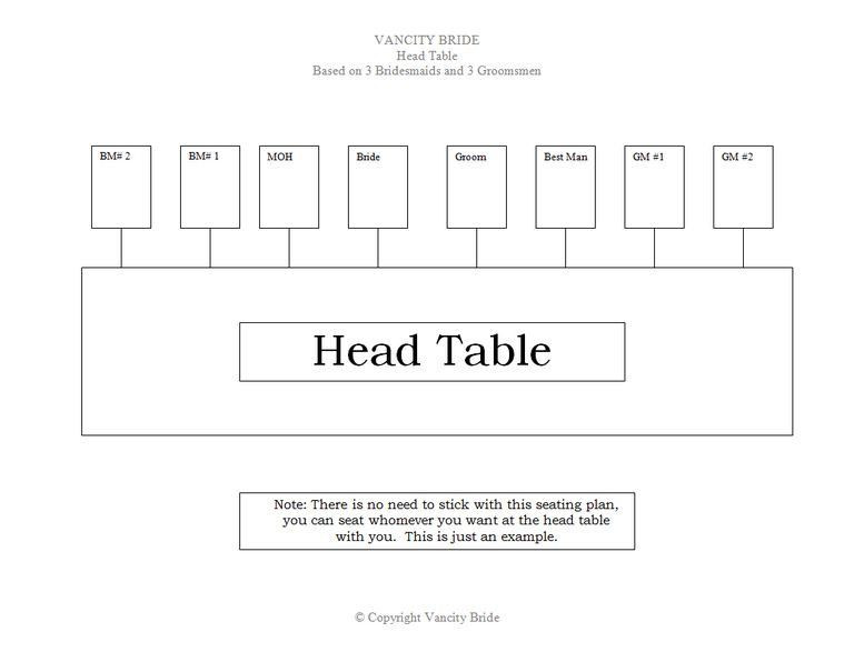 Rectangle Table Seating Plan Template Rectangle Table Seating Plan Template New Free Wedding