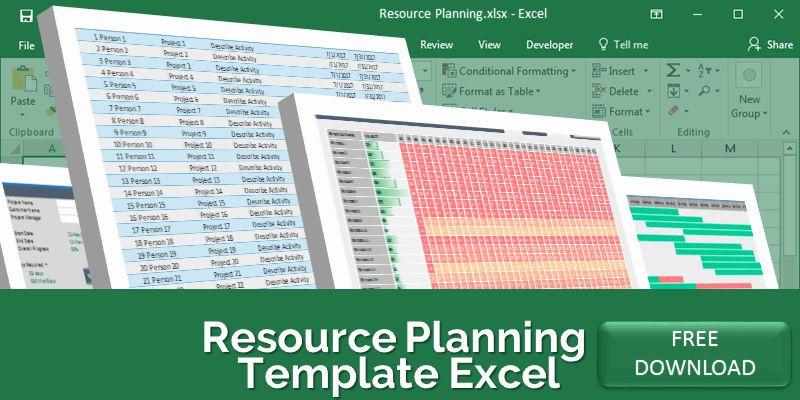 Resource Planning Template Excel Resource Planning Template Excel New Resource Planning