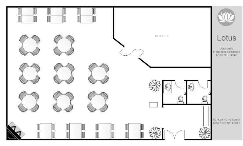 Restaurant Floor Plan Template Pin On Art Ed Architecture
