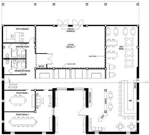 Restaurant Floor Plan Template Restaurant Floor Plan Builder