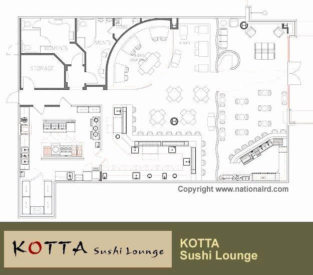 Restaurant Floor Plan Template Restaurant Layout Floor Plan Samples In 2020