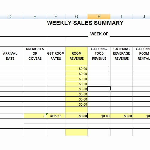 Sales Call Planner Template Sales Planning Template Excel Fresh 18 Best About