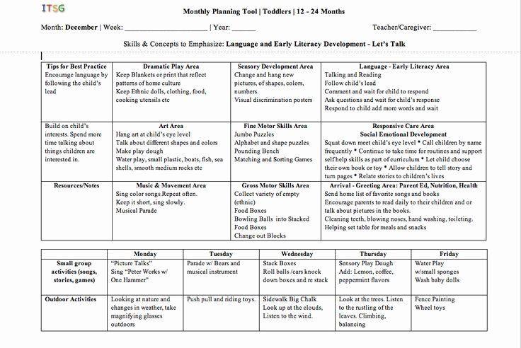 School Age Lesson Plans Template School Age Lesson Plans Template New Sample Lesson Plans