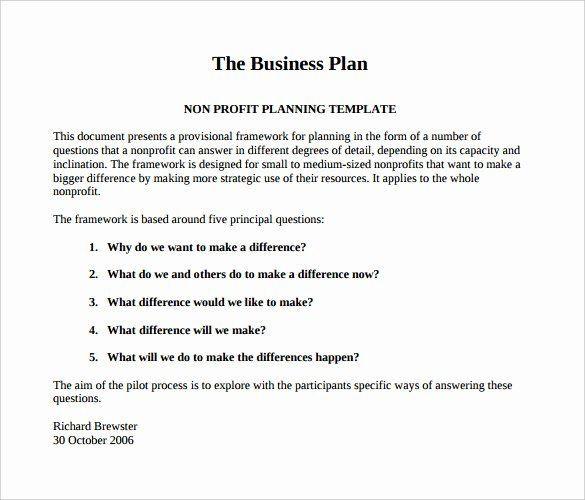 Scores Business Plan Template Score Business Plan Templates Best 22 Non Profit Business