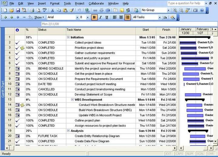 Simple Project Plan Template Excel Get Project Plan Template Excel
