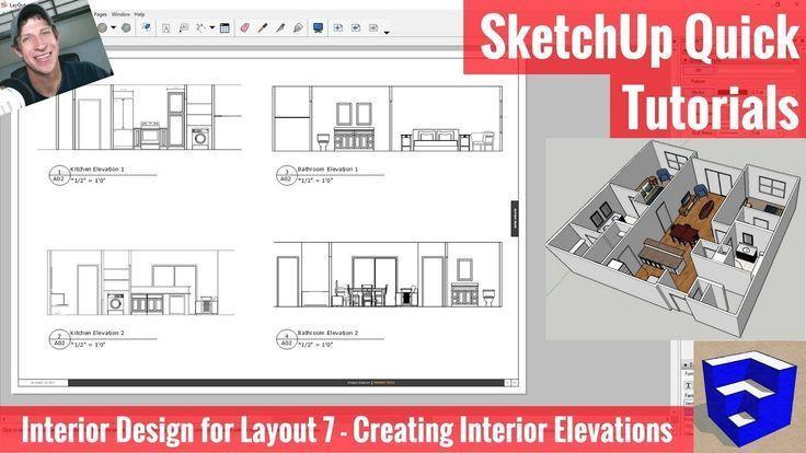 Sketchup Floor Plan Template Grundrisse Im Layout Ihres Sketchup Modells