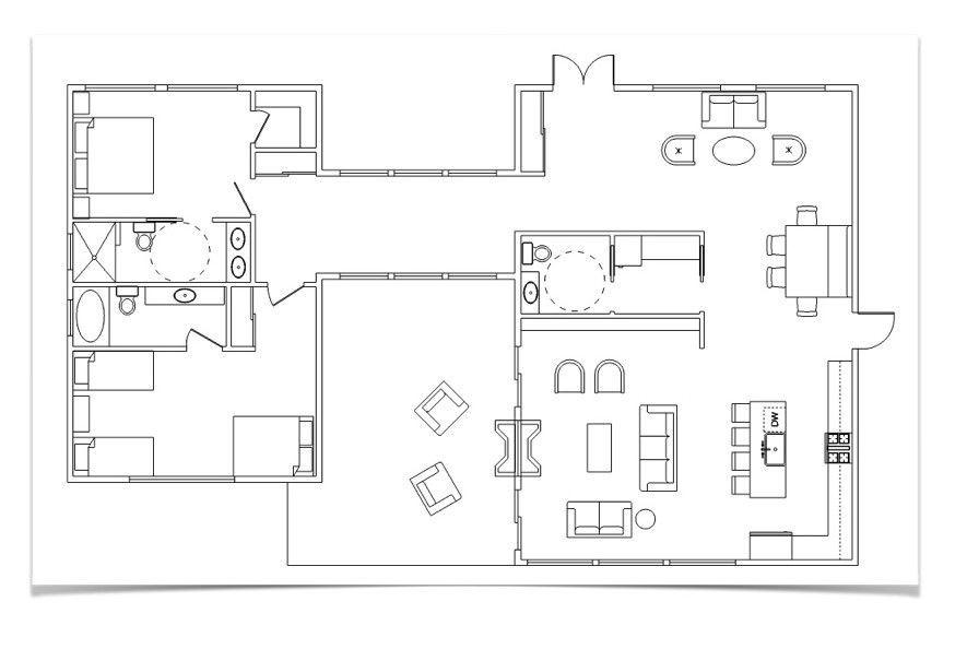 Sketchup Floor Plan Template Sketchup Floor Plan Template Luxury Draw A Floor Plan with