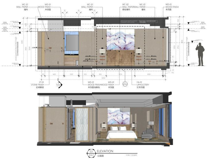 Sketchup Floor Plan Template Sketchup Layout å ¤å†…è ¾è ¡æ–½å·¥å›¾ 工作流