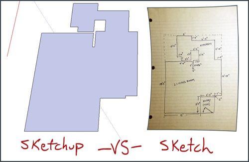 Sketchup Floor Plan Template Sketchup Tutorial How to Create A Quick Floor Plan