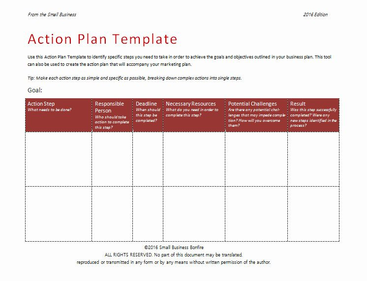 Smart Action Plan Template Excel Smart Action Plans Template Beautiful Action Plan Example