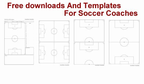 Soccer Session Plan Template Football Session Plan Template Elegant Free soccer Coaching
