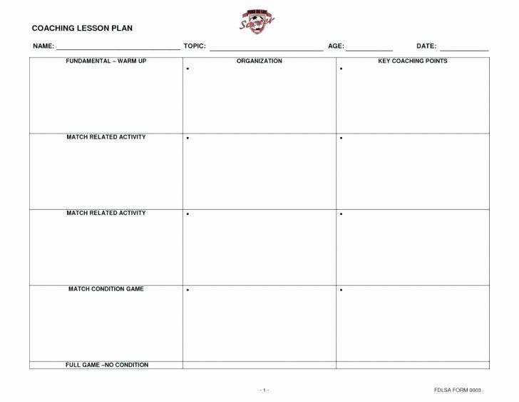 Soccer Session Plan Template Us soccer Practice Plan Template Elegant soccer Practice