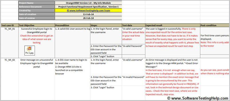 Software Test Plan Template Excel Пин на доске software Testing