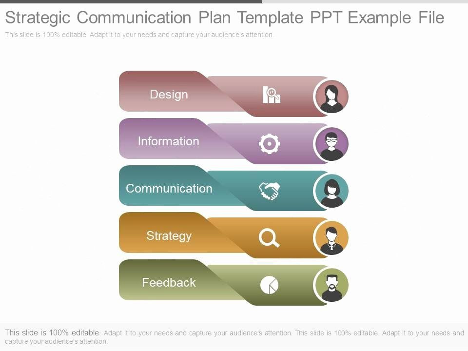 Strategic Plan Ppt Template Strategic Planning Template Ppt Inspirational Strategic