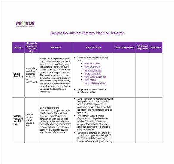 Strategic Plan Template Excel Strategic Plan Template Excel Elegant Strategy Template – 19