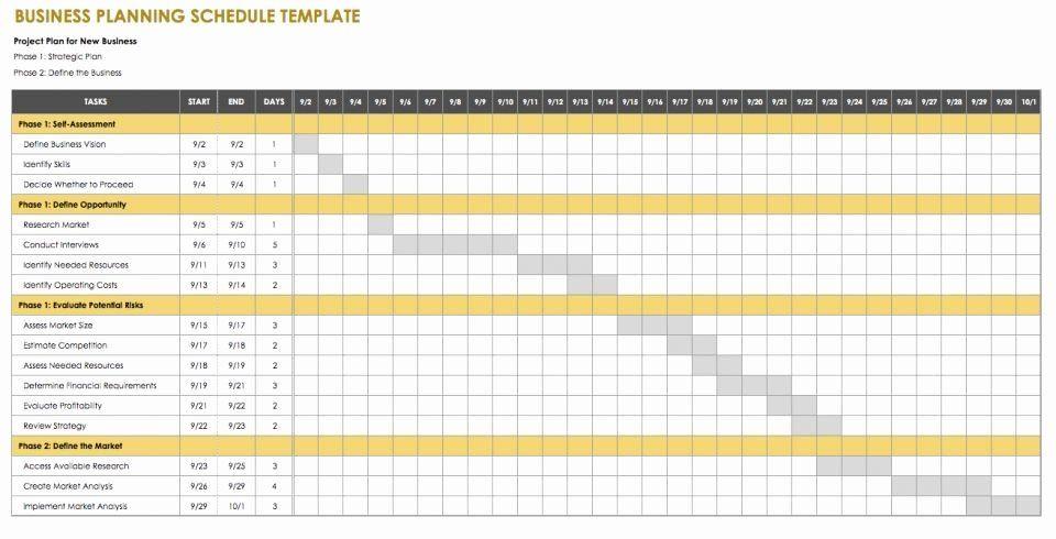 Strategic Planning Template Excel Strategic Planning Template Excel Unique Business Plan Xls