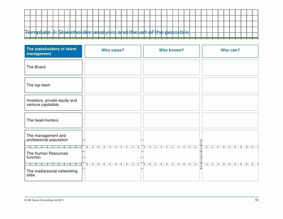 Succession Planning Template Free Succession Planning Template for Managers Inspirational
