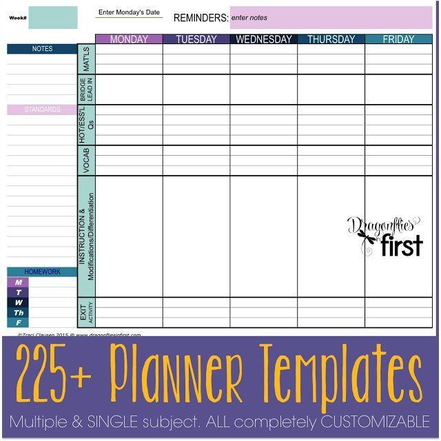Teacher Plan Book Template Free Teacher Lesson Plan Book Template Elegant 108 Best