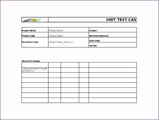 Test Plan Template Excel Uat Testing Plan Template Beautiful 14 Uat Template Excel