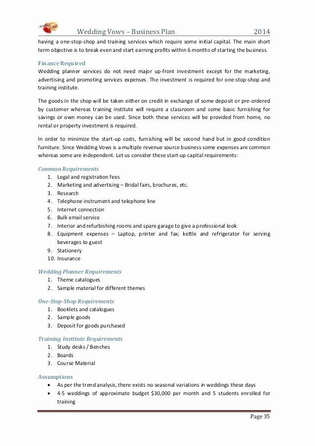 Thrift Store Business Plan Template Pin On Business Plan Template for Startups