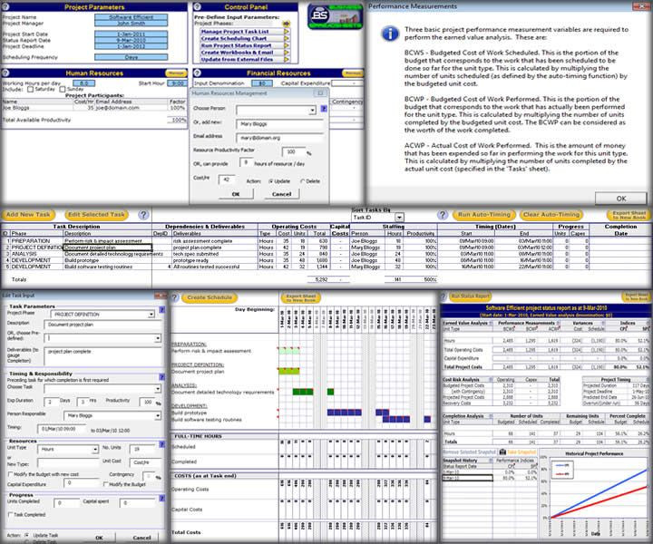 Trade Show Planning Template Excel the Excel Project Planning and Management Template is