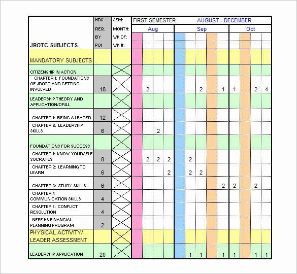 Training Plan Template Excel Sample Training Plan Template Lovely Training Schedule