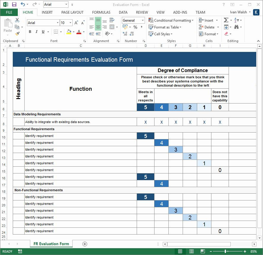 Training Plan Template Excel software Training Plan Template Awesome software Development