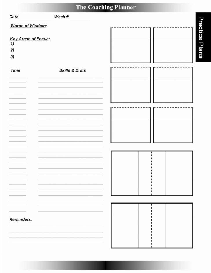 Volleyball Practice Plan Template Volleyball Practice Plan Template Lovely Baseball Practice