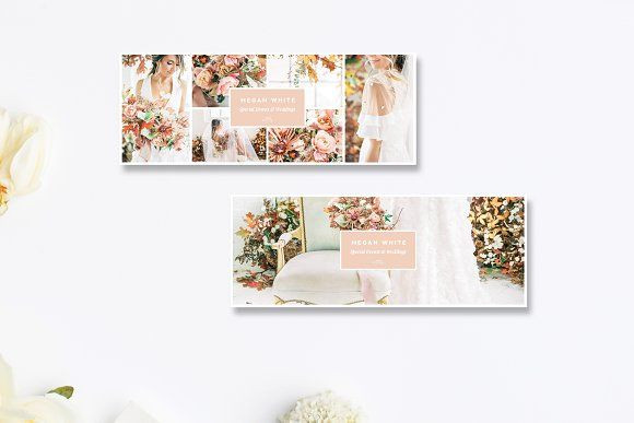 Wedding Planner Cover Page Template event Planner Banners